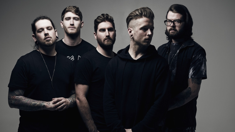 Bury Tomorrow Promo Photo 2018