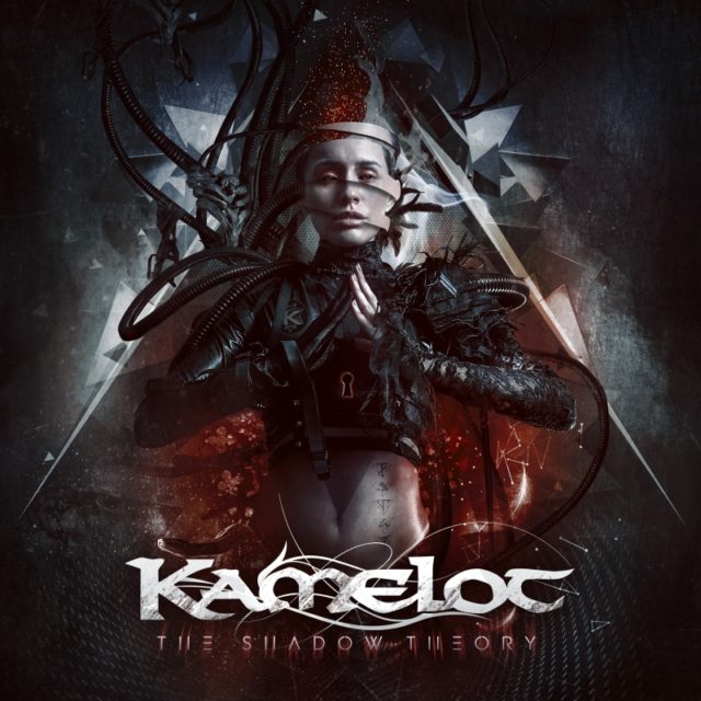 Kamelot The Shadow Theory Album Cover Artwork