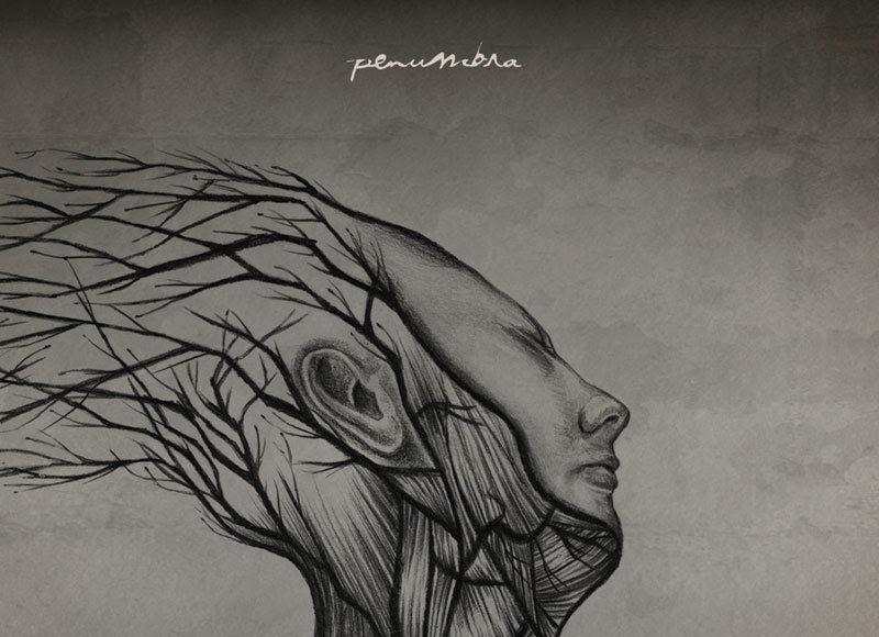 Khaidian - Penumbra Album Cover Artwork
