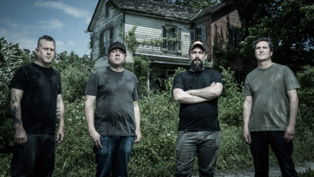 Clutch Band Promo Photo 2019