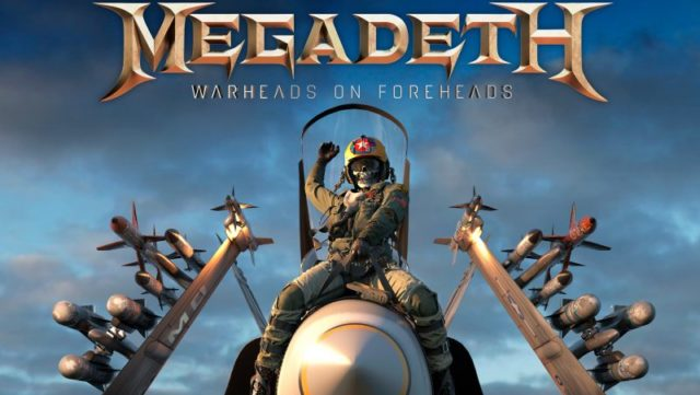 Megadeth Warheads On Foreheads Header Image