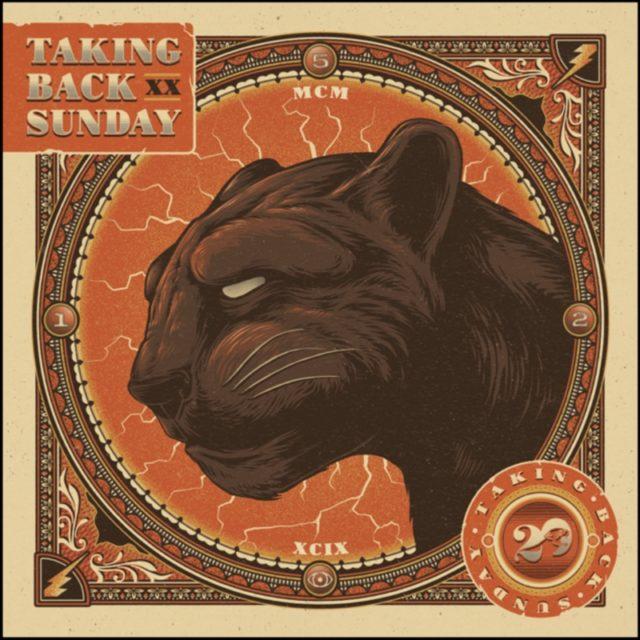 Taking Back Sunday - Twenty Album Cover