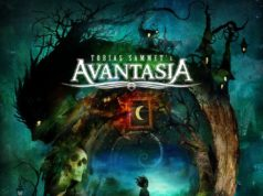 Avantasia - Moonglow Album Cover Art