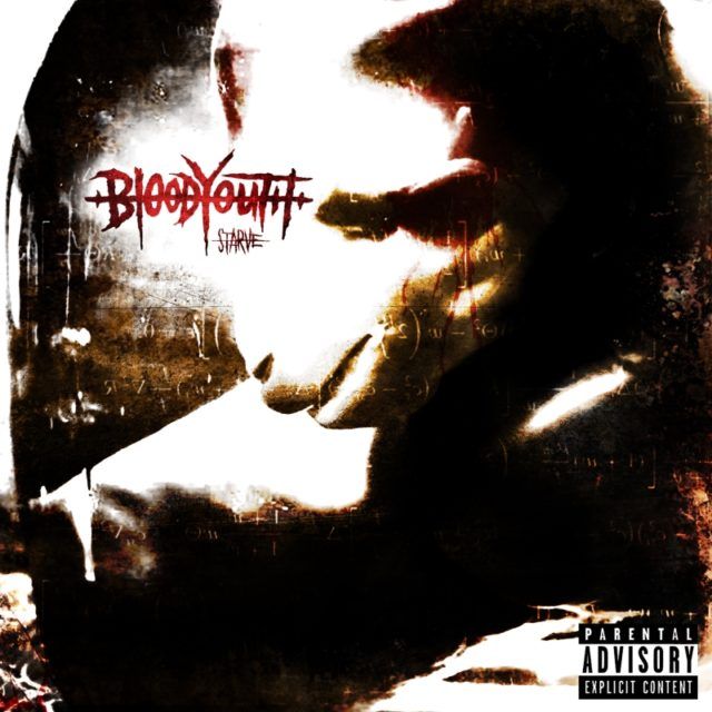 Blood Youth Starve Album Cover Artwork