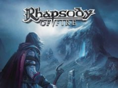 Rhapsody of Fire - The Eighth Mountain Album Cover