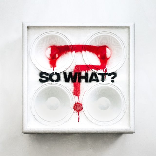 While She Sleeps - So What Album Cover Artwork