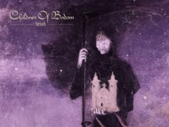 Children Of Bodom Hexed Album Cover Art
