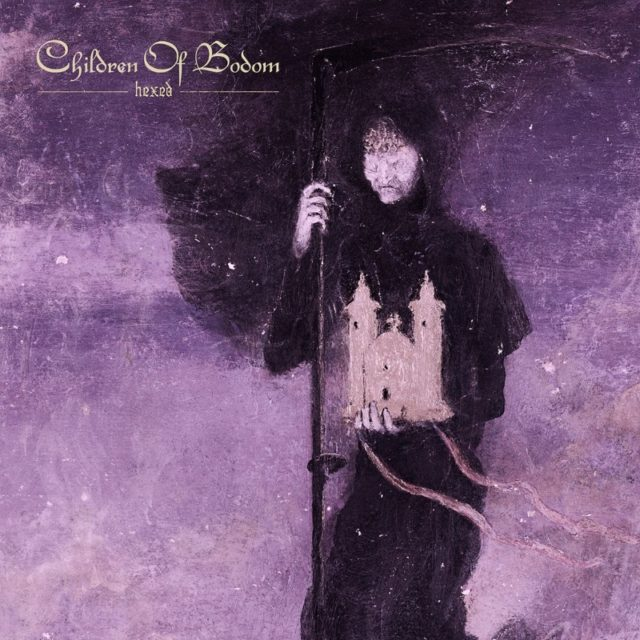 Children Of Bodom Hexed Album Cover Art