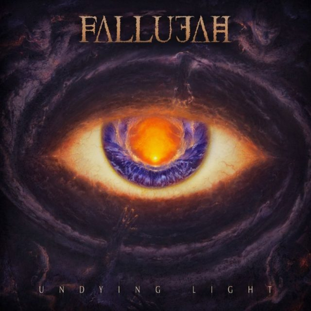 Fallujah - Undying Light Album Cover Artwork