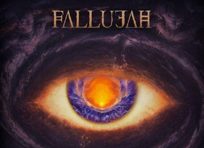 Fallujah - Undying Light Album Cover Artwork