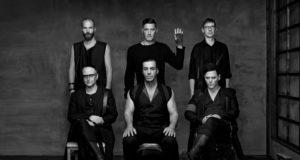 Rammstein band promo photo