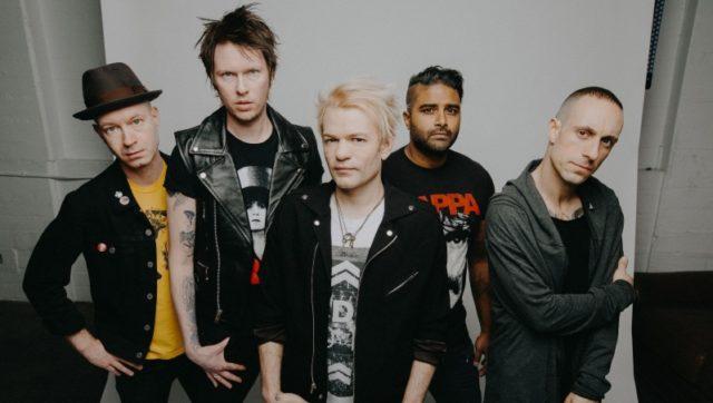Sum 41 Band Promo Photo 2019