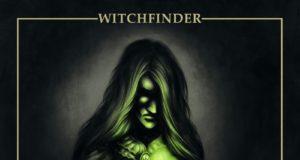 Witchfinder - Hazy Rites Album Cover Artwork
