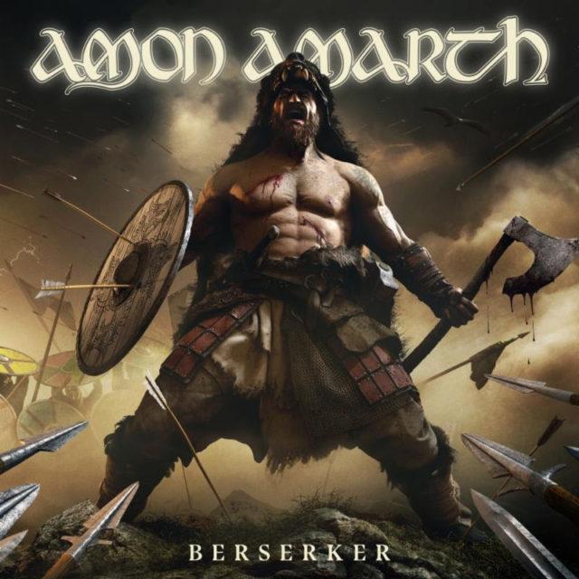 Amon Amarth Beserker Album Cover Artwork