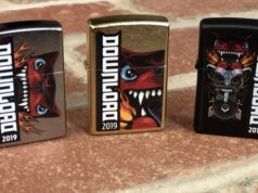 Download Festival 2019 Zippo UK Lighter Designs