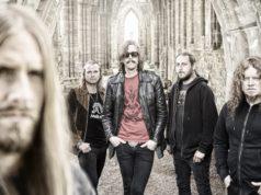 Opeth 2019 Band Promo Photo