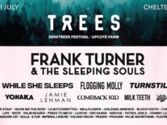 2000 Trees Poster 2019 - Lineup Header Image