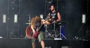 Alien Weaponry Download Festival 2019