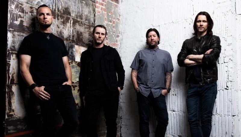 Alter Bridge Band Promo Photo June 2019