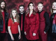 Delain Band Promo Photo June 2019