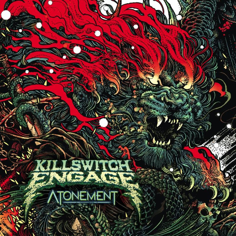 Killswitch Engage Atonement Album Cover Artwork