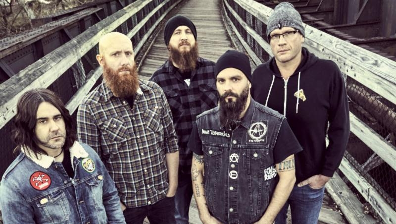 Killswitch Engage Band Promo Photo June 2019