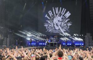 Trivium Download Festival 2019