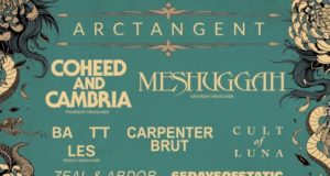 ArcTanGent Festival 2019 Line Up Header Image