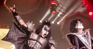 KISS Birmingham Arena July 9th 2019 Gene Simmons and Paul Stanley