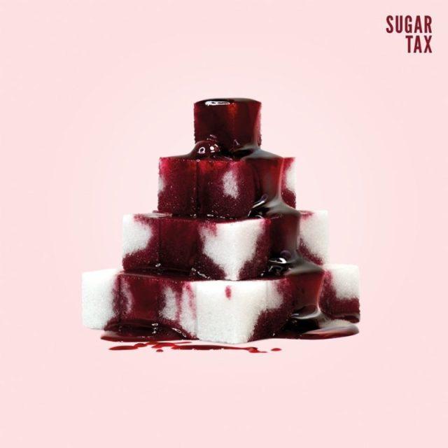 Kid Kapichi - Sugar Tax EP Artwork Cover