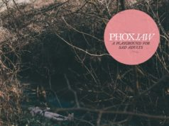 Phoxjaw - A Playground For Sad Adults EP Artwork