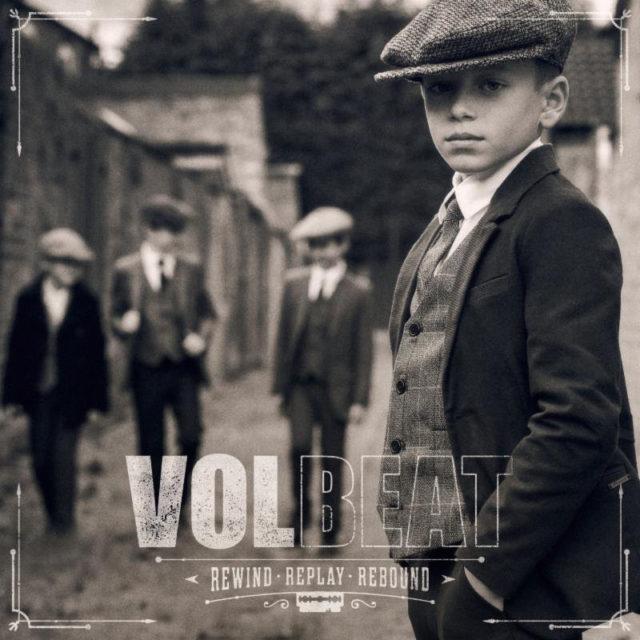 Volbeat - Rewind, Replay, Rebound Album Cover