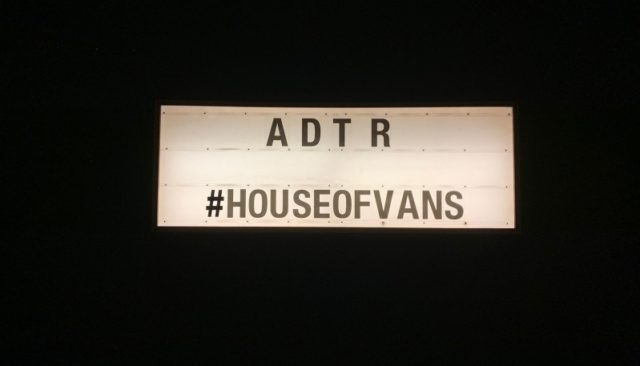 A Day To Remember - House Of Vans 2019 - 1
