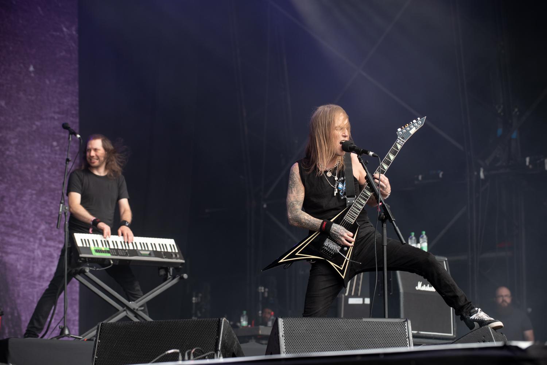Alexi Laiho Children Of Bodom