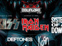 Download Festival 2020 First Line Up Header Image