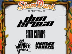 Slam Dunk Festival 2020 Poster Header