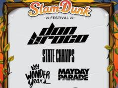 Slam Dunk Festival 2020 Poster Header