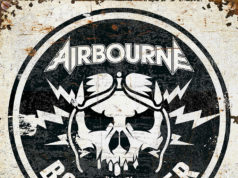 Airbourne - Boneshaker Album Cover Artwork
