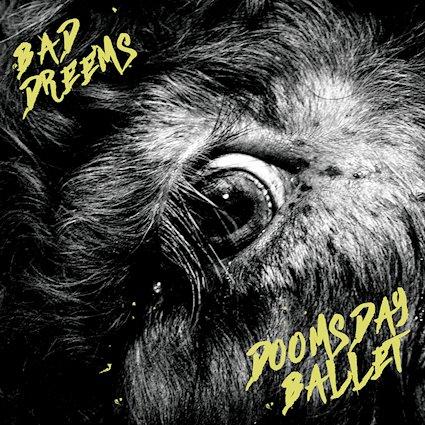 Bad//Dreems Doomsday Ballet Album Cover Artwork