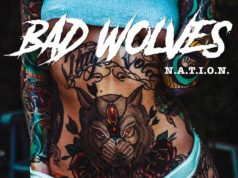 Bad Wolves - N.A.T.I.O.N Album Cover Artwork