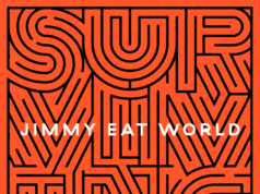 Jimmy Eat World - Surviving Album Cover Artwork