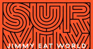 Jimmy Eat World - Surviving Album Cover Artwork