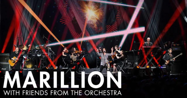 Marillion With Friends From The Orchestra Tour Header Image