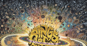 RIngs of Saturn Gidim Album Cover Artwork