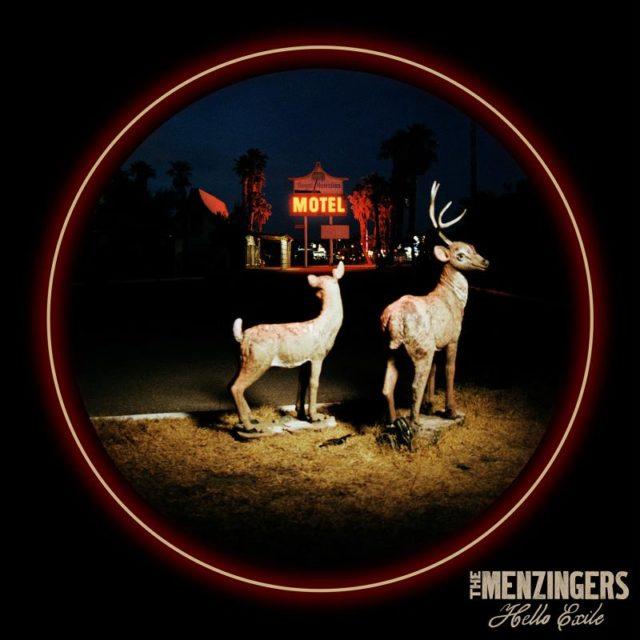 The Menzingers - Hello Exile Album Cover