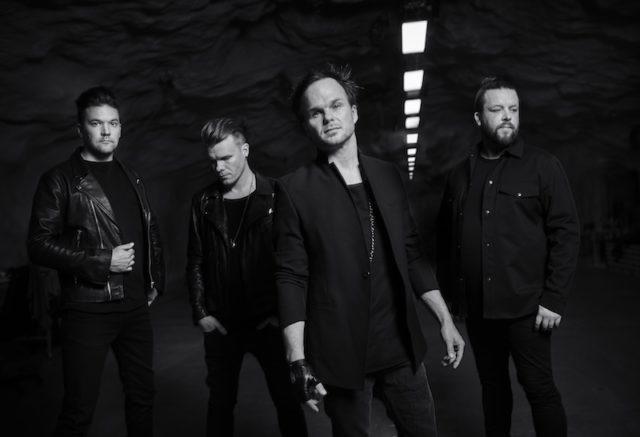 The Rasmus 2019 Promo Photo