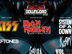 Download Festival 2020 Second Line Up Header