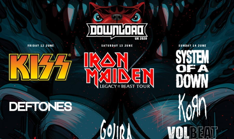 Babymetal Tour 2020.Download Festival 2020 Add 37 New Bands Including Volbeat