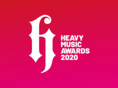 Heavy Music Awards 2020 Logo