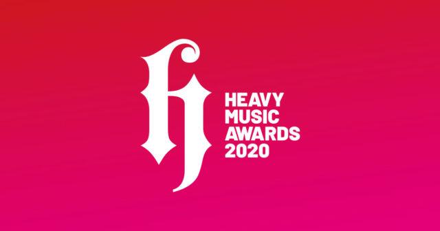 Heavy Music Awards 2020 Logo